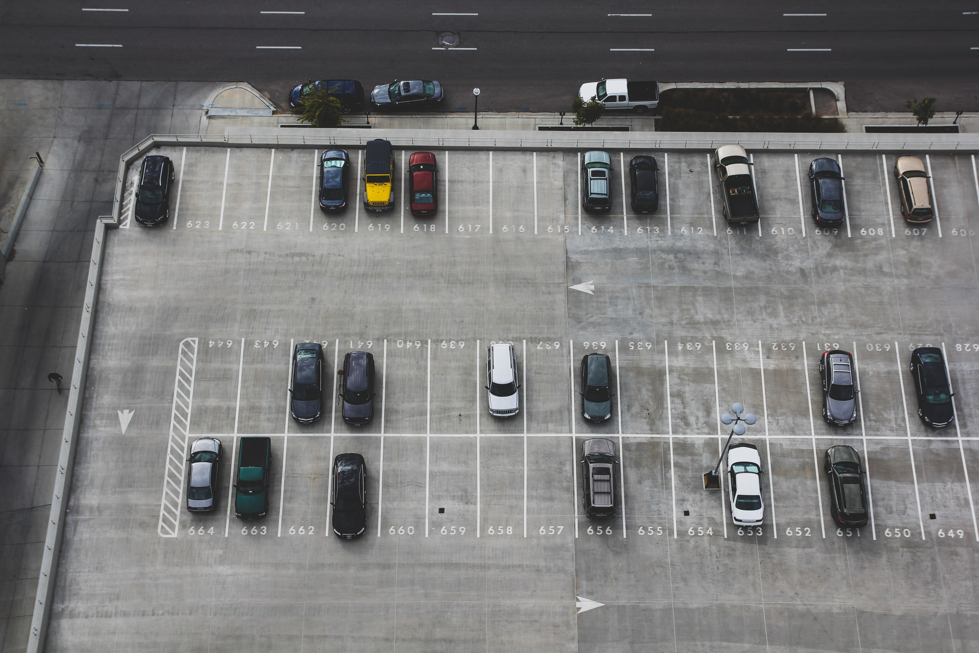 Parking Lot Monitoring and Towing Services St. Louis